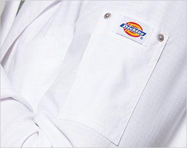 1537PR FOLK(フォーク)×Dickies メンズシングルコート(男性用) ディッキーズビスネーム付き
