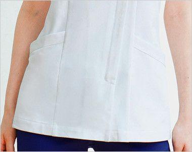 2013CR FOLK(フォーク) ナースチュニック(女性用) ポケット付き