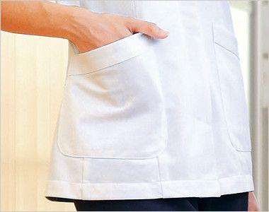 2014CR FOLK(フォーク) ナースチュニック(女性用)  ポケット付き