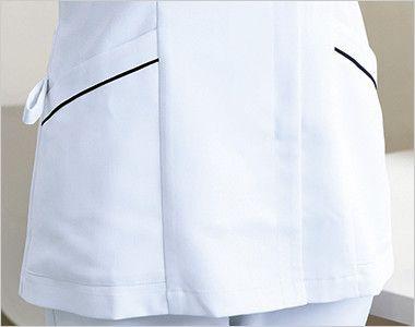 2015EW FOLK(フォーク) ナースチュニック(女性用) ポケット付き