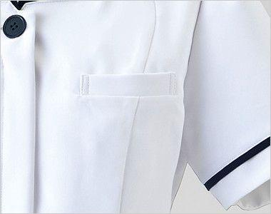 [在庫限り/返品交換不可]2016EW FOLK(フォーク) レディースチュニック(女性用) ポケット付き