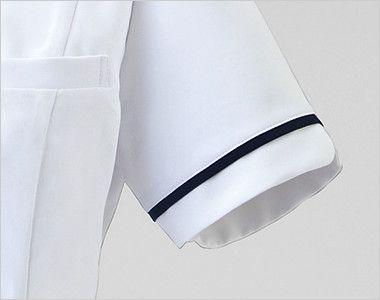 [在庫限り/返品交換不可]2016EW FOLK(フォーク) レディースチュニック(女性用) 袖口とポケットにおしゃれなカラーテープ