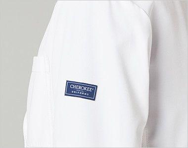 CH450 FOLK(フォーク)×CHEROKEE(チェロキー) レディスシングルコート(女性用)  CHEROKEEオリジナルロゴピスネーム付き
