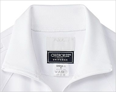 CH950 FOLK(フォーク)×CHEROKEE(チェロキー) レディース ブルゾン(女性用) リブ素材の襟