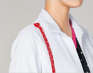 CH950 FOLK(フォーク)×CHEROKEE(チェロキー) レディース ブルゾン(女性用) 機能的な肩ループと両腰ポケット