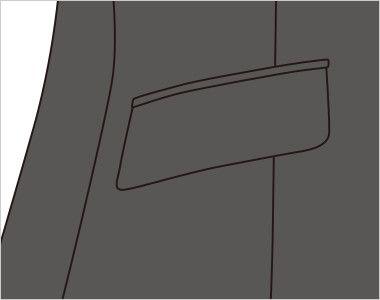 FJ1557 nuovo(ヌーヴォ) [通年]ジャケット 無地 ポケット付き