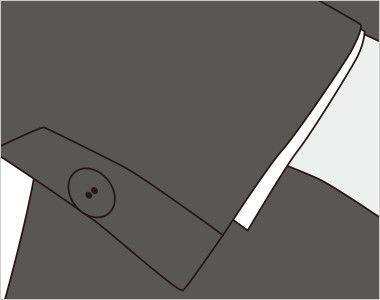 FJ1557 nuovo(ヌーヴォ) [通年]ジャケット 無地 きちんした印象を与えるあき見せ仕様