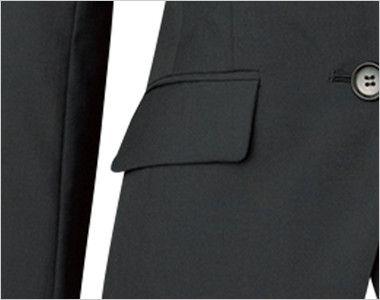 FJ15632 nuovo(ヌーヴォ) [通年]ジャケット 無地 ポケット付き