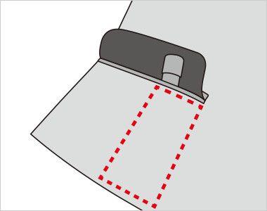 FV36135 nuovo(ヌーヴォ) [通年]ベスト リングヤーンチェック 印鑑やリップクリームが収まるミニポケット付き
