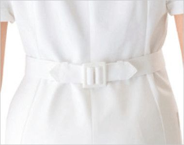 HI108 ワコール ナースワンピース(女性用) ウエストサイズ調整はアジャスターベルト式