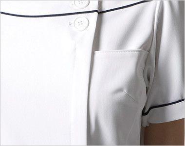 HI208 ワコール チュニック(女性用) ポケット付き