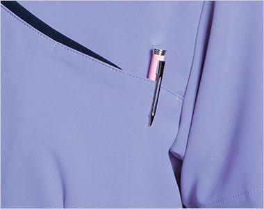 HI703 ワコール レディススクラブ(女性用)  ポケット付き