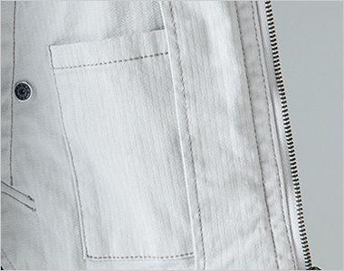 7160 アイズフロンティア ダブルアクティブワークジャケット 内ポケット付き
