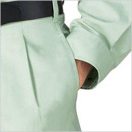 自重堂 34002 [春夏用]形態安定 ツータックカーゴパンツ 両ポケット
