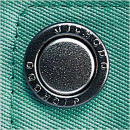 自重堂 430 ノンプルブルゾン オリジナルデザインボタン