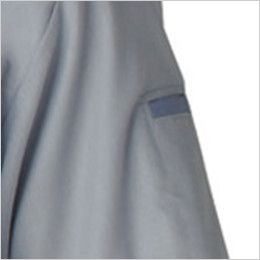 自重堂 45315 [春夏用]製品制電清涼レディース半袖シャツ(JIS T8118適合) ペン差し