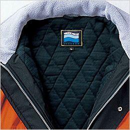 自重堂 48233 シンサレート防水防寒コート(フード付き・取り外し可能) 胴裏