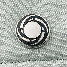 自重堂 48451 [秋冬用]軽量防寒パンツ オリジナルデザインボタン