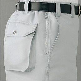 自重堂 48451 [秋冬用]軽量防寒パンツ 右後ろマチ付きポケット