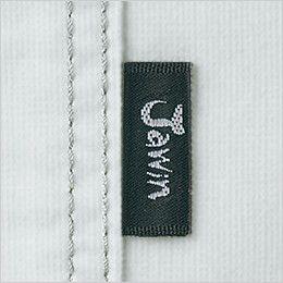 自重堂Jawin 51104 [秋冬用]長袖シャツ(年間定番生地使用) ワンポイント