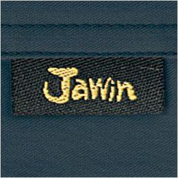 自重堂Jawin 51201 ワンタックパンツ ワンポイント
