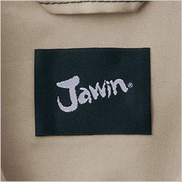自重堂Jawin 51704 [秋冬用]長袖シャツ(年間定番生地使用)(新庄モデル) 背ネーム