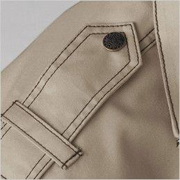 自重堂 51704 [秋冬用]JAWIN 長袖シャツ(年間定番生地使用)(新庄モデル) 肩章