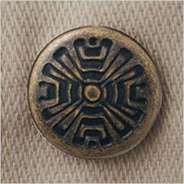 自重堂 51704 [秋冬用]JAWIN 長袖シャツ(年間定番生地使用)(新庄モデル) フロントボタン