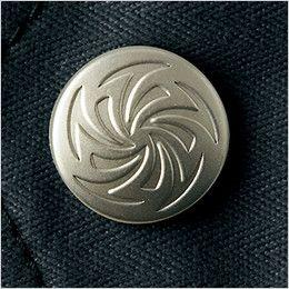 自重堂Jawin 51800 [秋冬用]長袖ジャンパー(新庄モデル) デザインボタン
