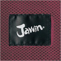自重堂Jawin 51804 [秋冬用]長袖シャツ(年間定番生地使用)(新庄モデル) 背ネーム