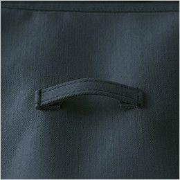 自重堂Jawin 51804 [秋冬用]長袖シャツ(年間定番生地使用)(新庄モデル) 背中ループ付