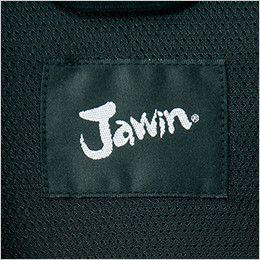 自重堂Jawin 51904 [秋冬用]長袖シャツ(年間定番生地使用)(綿100%) 背ネーム