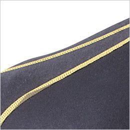 自重堂Jawin 52034 綿素材長袖コンプレッション(新庄モデル) フラットシーマステッチ