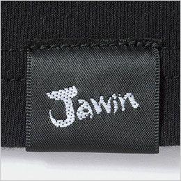 自重堂Jawin 52034 綿素材長袖コンプレッション(新庄モデル) ワンポイント