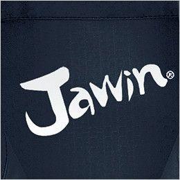 自重堂Jawin 52100 [秋冬用]長袖ジャンパー(新庄モデル) Jawinのロゴ入り背当てプリント