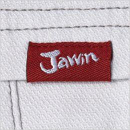 自重堂Jawin 52202 ノータックカーゴパンツ(新庄モデル) ワンポイント