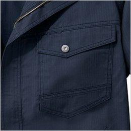 自重堂 54010 [春夏用]JAWIN 空調服 制電 半袖ブルゾン ポケット