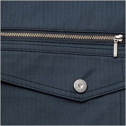 自重堂JAWIN 54010SET [春夏用]空調服セット 制電 半袖ブルゾン ファスナーポケット