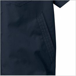 自重堂JAWIN 54010SET [春夏用]空調服セット 制電 半袖ブルゾン ポケット