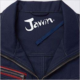 自重堂JAWIN 54040SET [春夏用]空調服セット 制電 半袖ブルゾンセット 調整ヒモ
