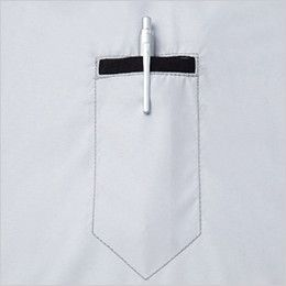 自重堂Jawin 54080 [春夏用]空調服 フルハーネス対応 長袖ブルゾン ポリ100% ペン差しポケット