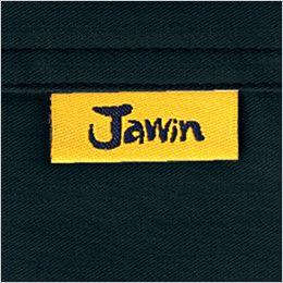 自重堂Jawin 55201 [春夏用]ワンタックパンツ ポケット ワンポイント
