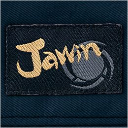 自重堂Jawin 55504 長袖シャツ ワンポイント