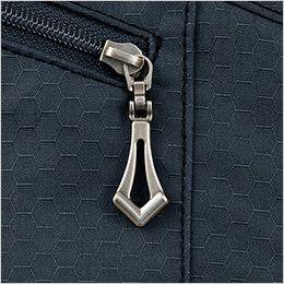 自重堂Jawin 55600 [春夏用]長袖ジャンパー ポケット デザインファスナー持ち手
