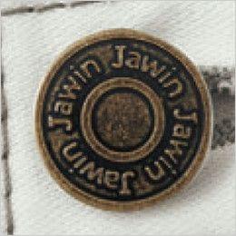 自重堂Jawin 55702 [春夏用]ノータックカーゴパンツ(新庄モデル) タックボタン