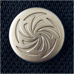 自重堂Jawin 55804 [春夏用]長袖シャツ(新庄モデル) フロントボタン