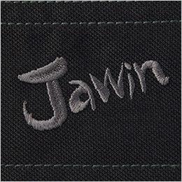 自重堂Jawin 55804 [春夏用]長袖シャツ(新庄モデル) Jawinロゴ刺繍