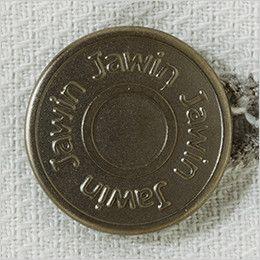 自重堂Jawin 56201 [春夏用]ノータックパンツ(新庄モデル) タックボタン