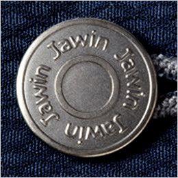 自重堂Jawin 56302 [春夏用]ノータックカーゴパンツ(新庄モデル) 裾上げNG タックボタン