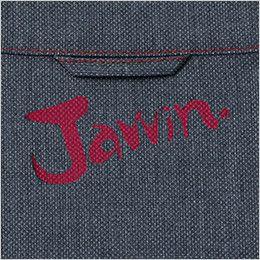 自重堂 56400 [春夏用]JAWIN 長袖ジャンパー(新庄モデル) 背当てプリント